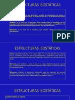 Estructuras Isostáticas Uv