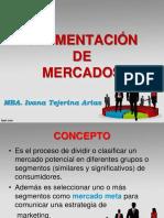 5.1 Segmentacion Mercados