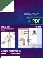 Pletismografo