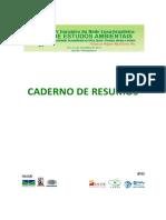 Resumos Rede Luso-brasileira Estudos Ambientais Set2011