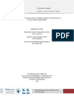 Diseño e Implementación de Un Controlador de Voltaje Para La Planta Motor Generador