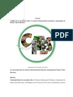analisis de convencion CITES