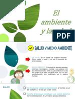 El Ambiente y La Salud - Ecma