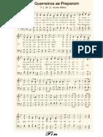 Harpa Crista 212 Os Guerreiros Se Preparam