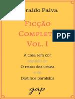 Geraldo Paiva- Ficção Completa