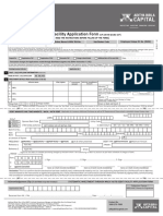 Multi Scheme Sip Csip Facility Application Form v 1 Rev