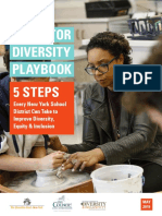 Educator Diversity Playbook