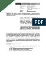 Carpeta Fiscal Nº2018-245
