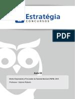 Direito Empresarial Para PGFN 3