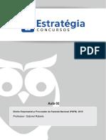 Direito Empresarial Para PGFN 2