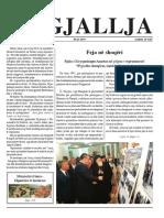 "Gazeta ""Ngjallja"" Maj 2019"
