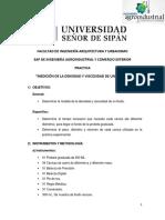 Guía de Práctica Experimental Determinación de Viscosidad y Densidad de Un Fluido