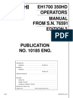 EH1700 Operator's Manual_English