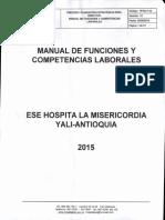 Doc Manual de Funciones y Competencias Laborales 1