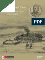 Ordenanzas de Tambos, Cristóbal Vaca de Castro.