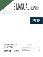 Manual Service MT1389se