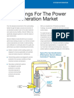 Linings for the Power Generation Market