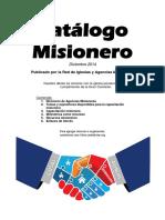 1. Catalogo Misionero Dic14