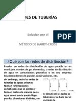 Redes de Tuberias Solucion Por El Metodo (1)