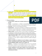 Apostila - SOCIEDADES POR ACOES - Direito Empresarial II