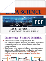 Datascience-- ppt