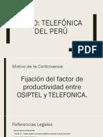 Caso Telefónica