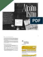 Velasco F. Rafael. Alcoholismo. Cap. 21 y 22