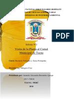 Informe 03. Camal Municipal