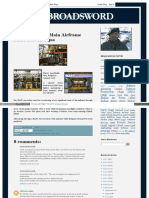 Ajaishukla Blogspot in 2008 LCA MAST