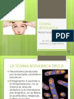 Protocolos de Aplicacion Toxina Botulinica