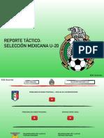 Reporte | Selección Mexicana U-20