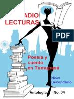 Proyecto Radio Lecturas en Tumupasa