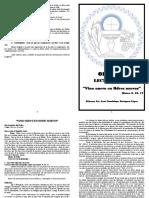 Vino Nuevo Lectio i.pdf 2019