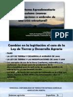 Uso de la tierra en LTDA en Venezuela