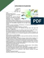 Biodiversidad de Guatemala, Enfermedades Mentales, Sociales y Fisicas
