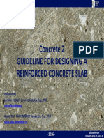 RC concrete guide