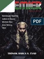 Premier Magazin 2019. Május