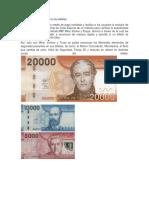 Caracteriaticas de Seguridad de Los Billetes Chilenos