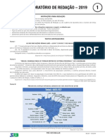 Proposta de Redacao No 1 Profa. Adriana Nunes