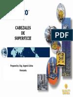 Manual de Cabezales Vetco (Vetco Wellhead Manual)