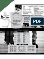 Ashland ice rink schedule 2010-11