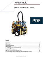 Ks0191 Keyestudio Smart Small Turtle Robot