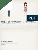 04 Help!-I Got My Masters