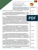 Portugal Custard Tarts FCE Read