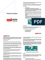 Manual de Primeros Auxilios GLE