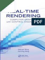 Real-Time Rendering - Gabriyel Wong
