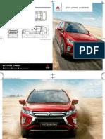 Ficha Tecnica de Mitsubishi Eclipse Cross
