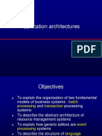 Lecture9 Application Architecture