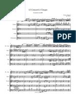 Albinoni - Concerto 1 Op5
