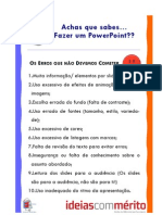 Dos Donts Web